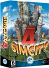 Sim City 4 pack shot